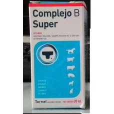 COMPLEJO B SUPER  - 20 ml