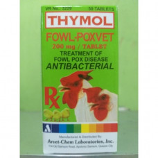 Thymol 50 Tablets – Anti Bacterial