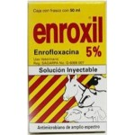 ENROXIL 5 % 20 ML