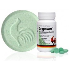Oxy Power 100 tablets  - Product of Mexico