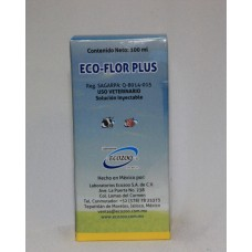 ECO-FLOR PLUS 20ml  - Product of Mexico
