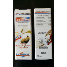 CATARROL ORAL 15 ML DROPPER