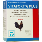 VITAFORT G PLUS - 90 Tablets