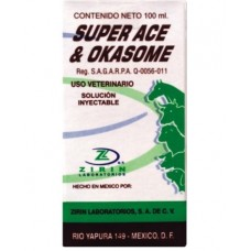 SUPER ACE & OKASOME 100ml