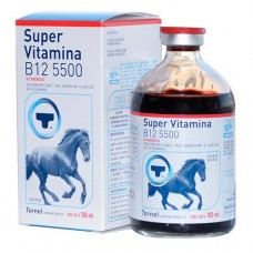 Super Vitamina B12 5500 100ml - HORSE LOGO